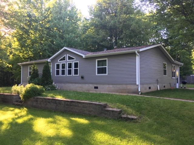 View Single-Family Home For Sale at 3965 NEIGHBORLY LANE, Abrams, WI