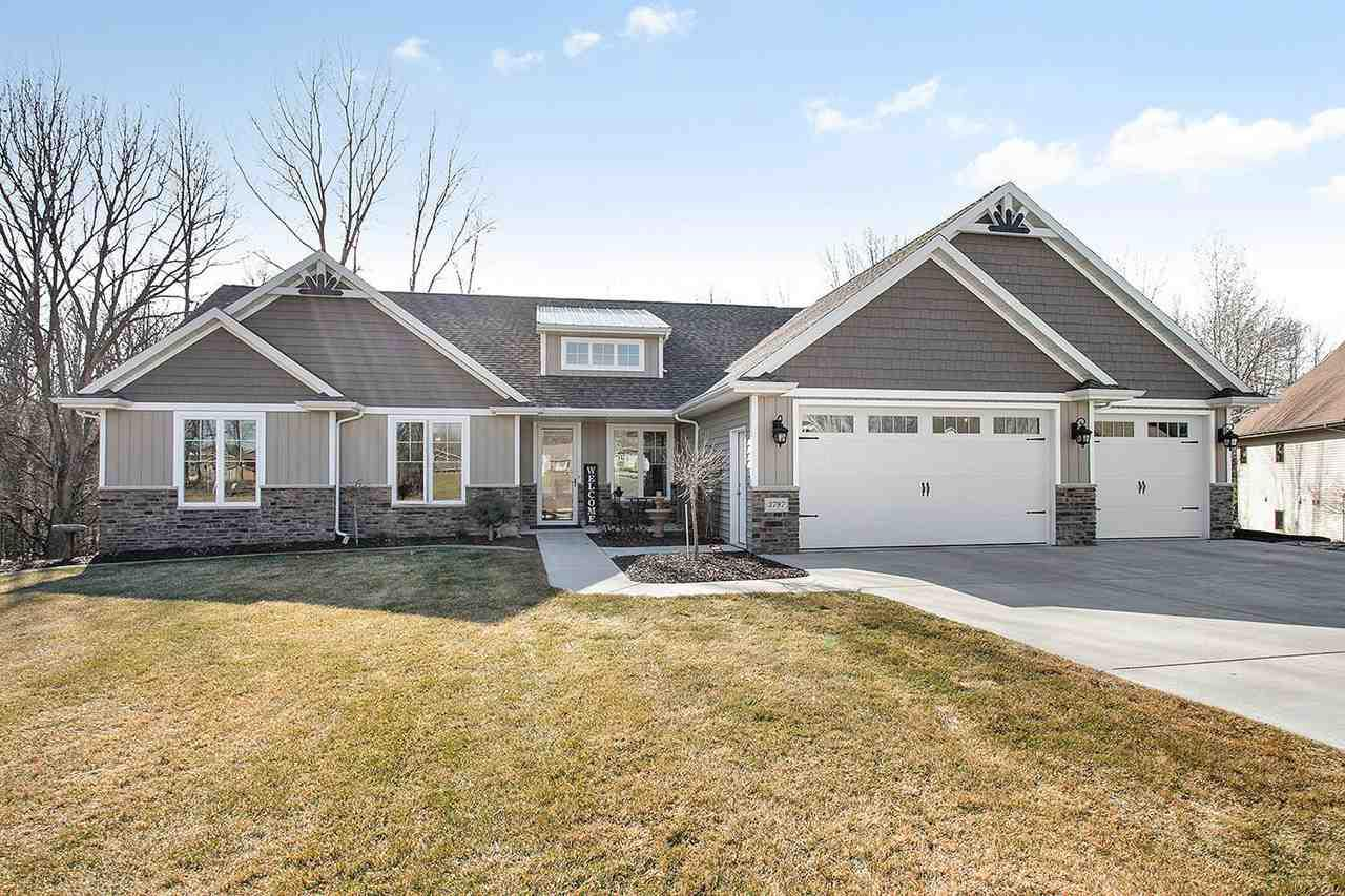 View Single-Family Home For Sale at 3787 MIGHTY OAK TRAIL, Green Bay, WI