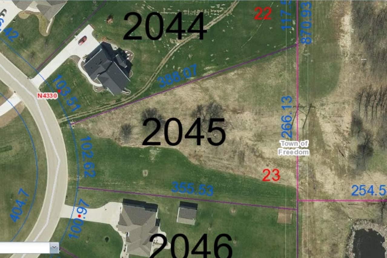 View Vacant Land For Sale at PANORAMIC AVENUE, Freedom, WI