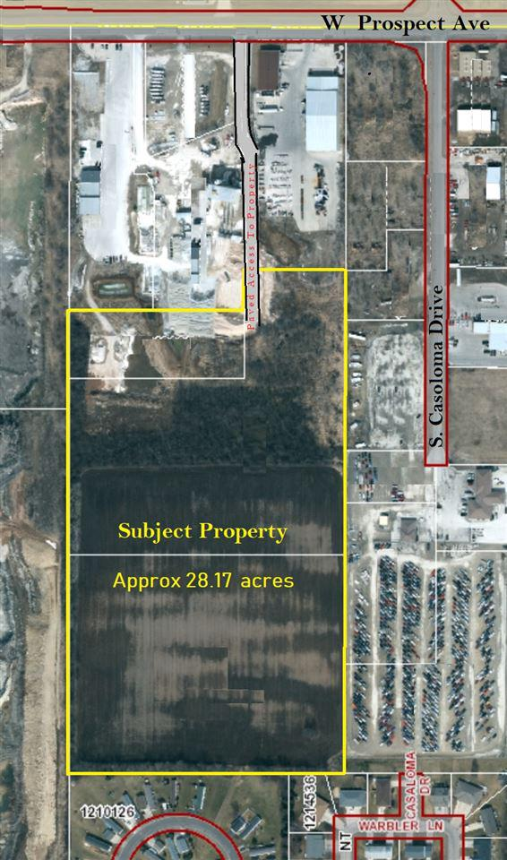 View Vacant Land For Sale at W PROSPECT AVENUE, Appleton, WI