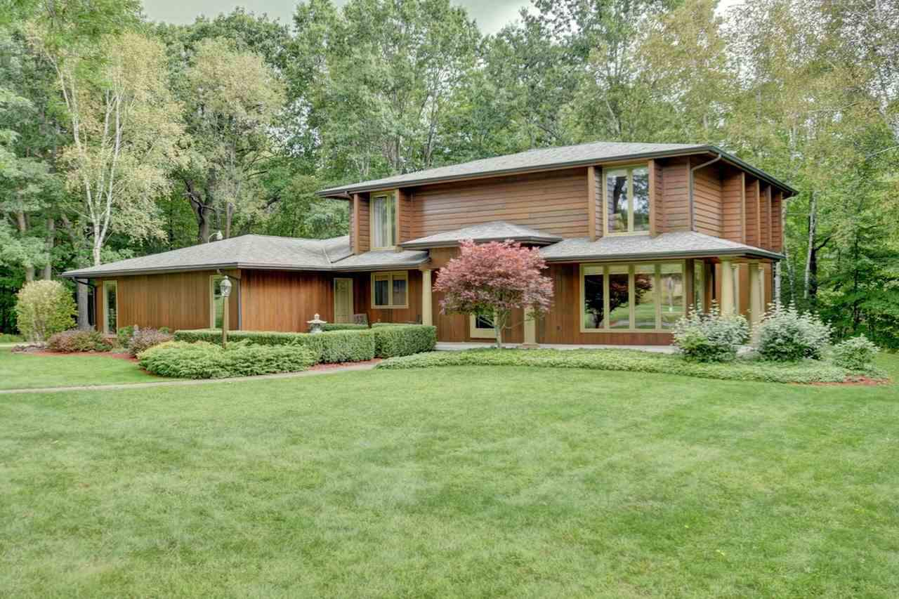 View Single-Family Home For Sale at 4550 HILLCREST DRIVE, Oneida, WI