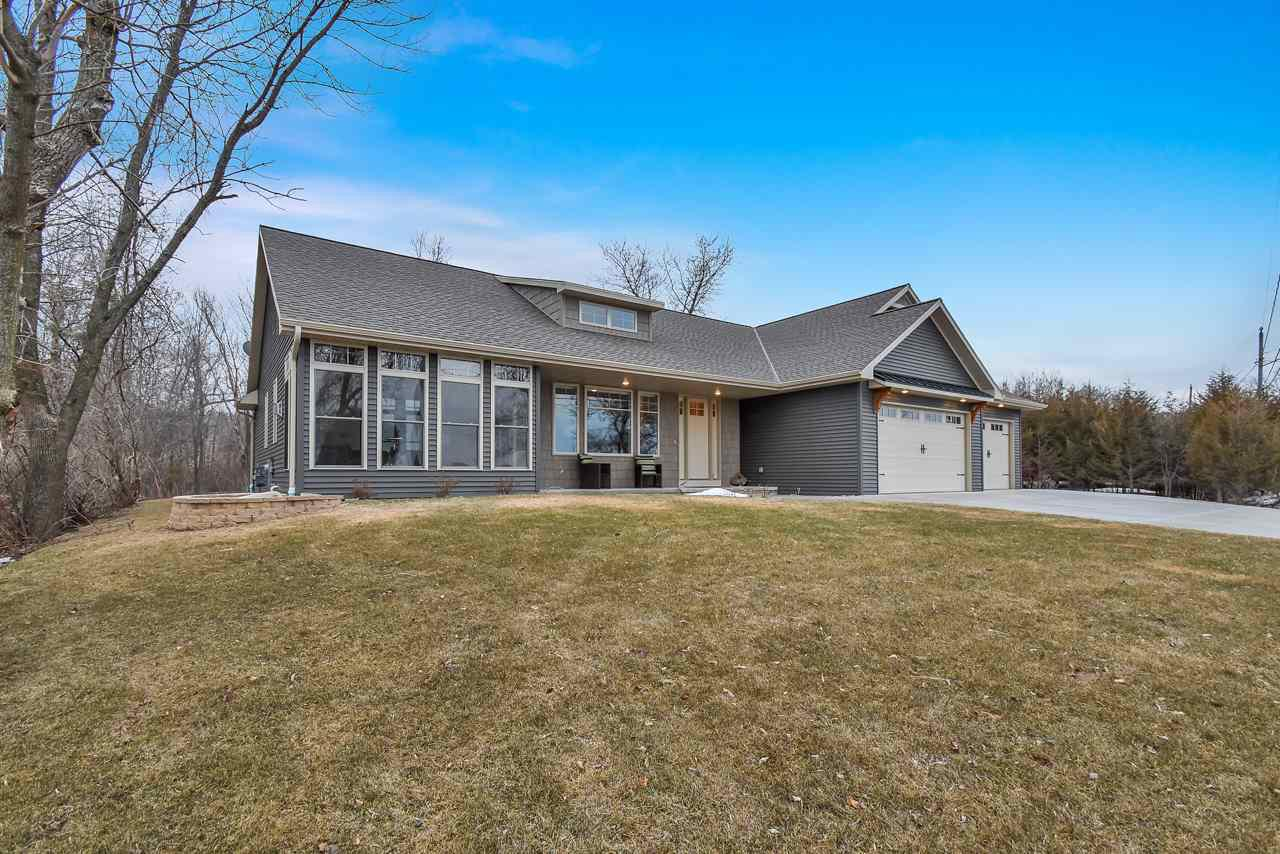 View Single-Family Home For Sale at 4742 EDGEWATER BEACH ROAD, Green Bay, WI