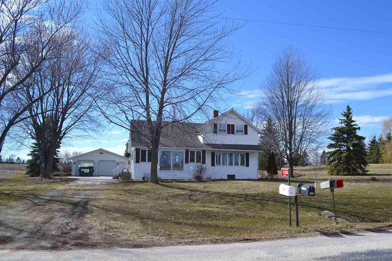 View Single-Family Home For Sale at 6326 BLAKE ROAD, Greenleaf, WI