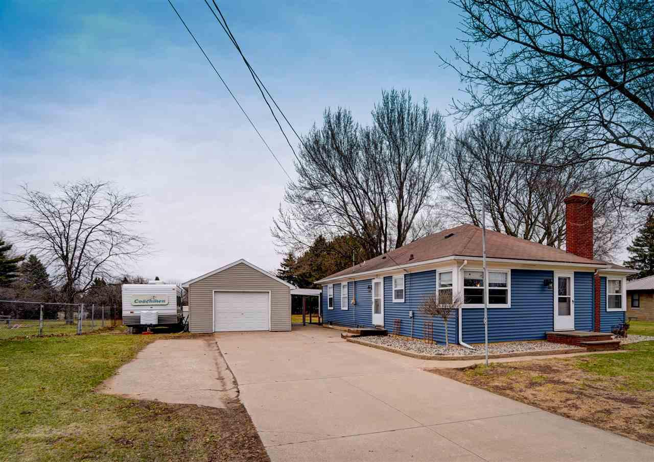 View Single-Family Home For Sale at N3938 HWY 55, Kaukauna, WI