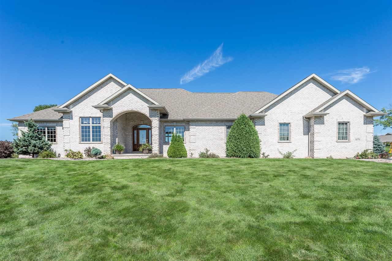 View Single-Family Home For Sale at 5276 W CENTURY FARM BOULEVARD, Appleton, WI