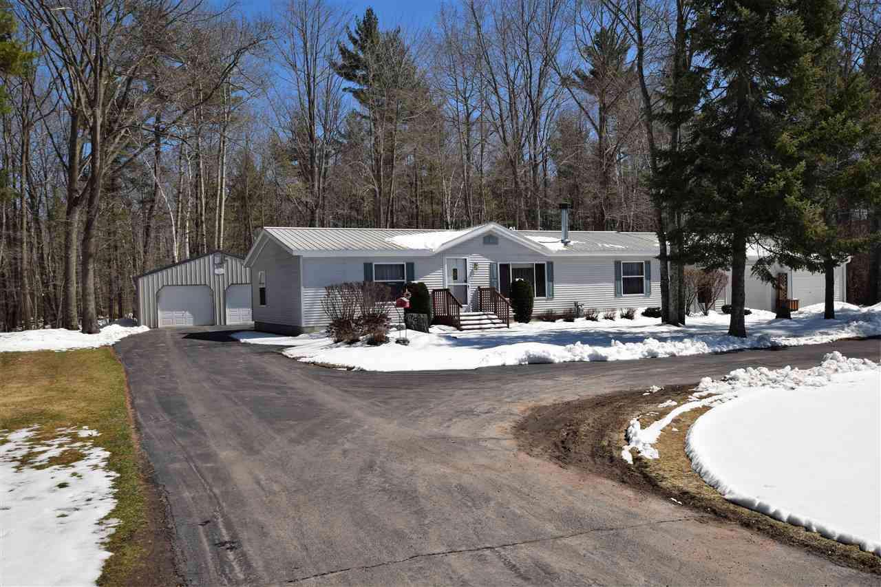 View Single-Family Home For Sale at N7774 EVAN LANE, Crivitz, WI