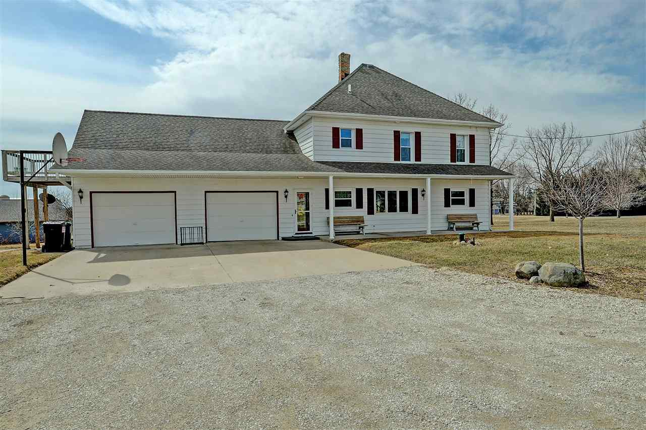 View Single-Family Home For Sale at N4146 MURPHY ROAD, Freedom, WI