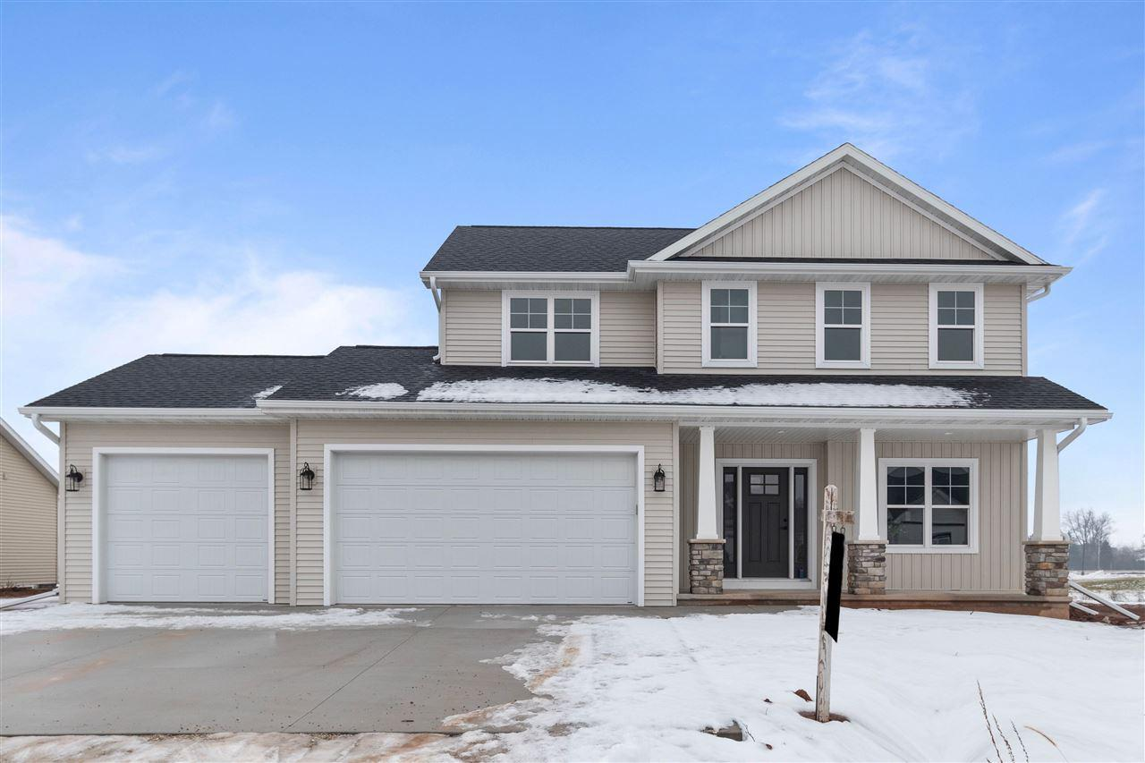 View Single-Family Home For Sale at 1129 APPLEWOOD DRIVE, De Pere, WI