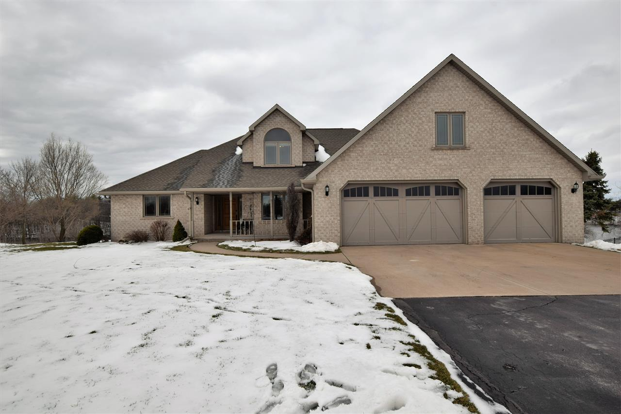 View Single-Family Home For Sale at 5808 GOLDUST DRIVE, De Pere, WI