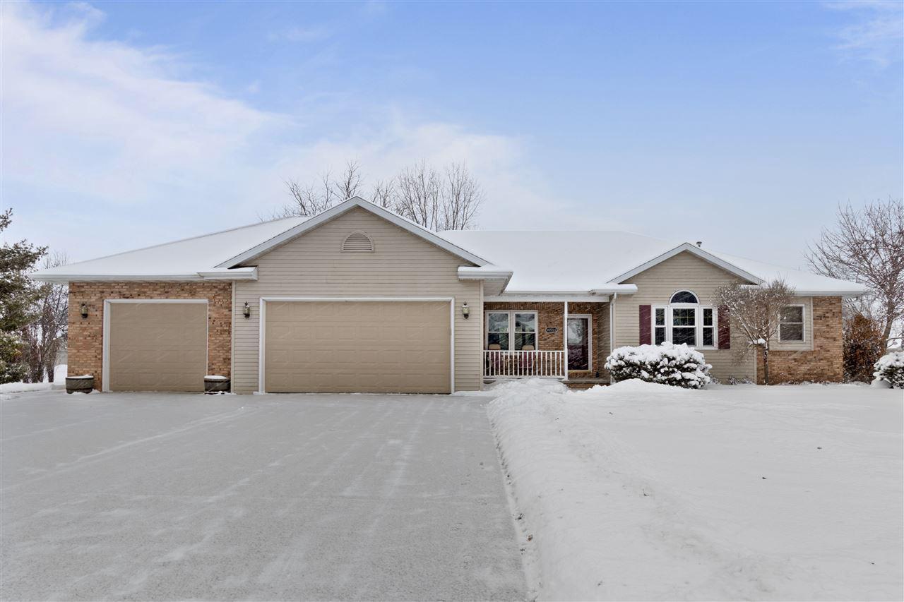 View Single-Family Home For Sale at W2227 PINE LANE, Kaukauna, WI