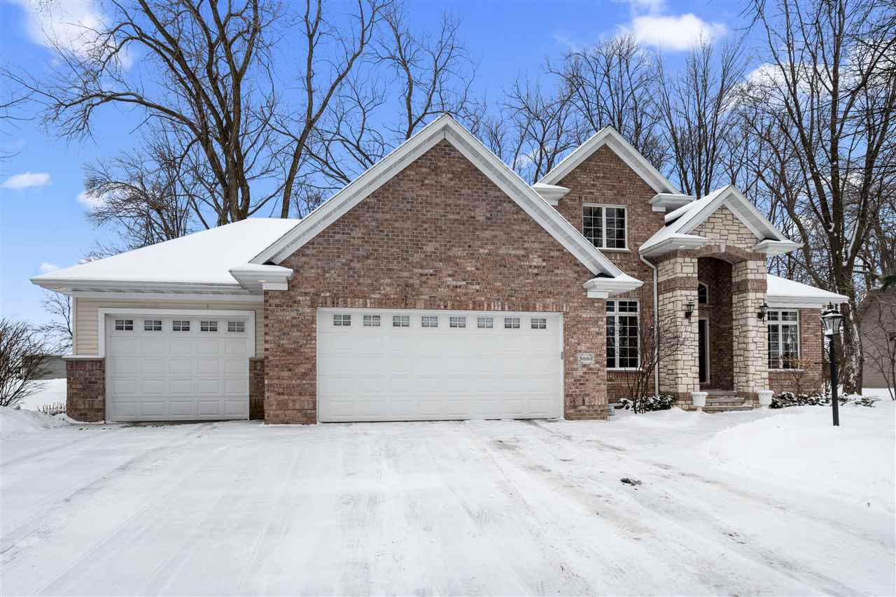 View Single-Family Home For Sale at W5883 EASTER LILY DRIVE, Appleton, WI