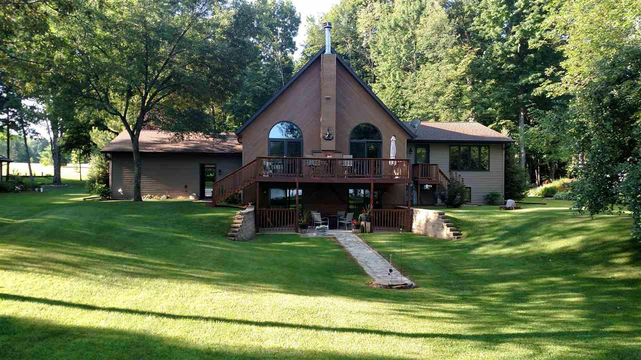 View Single-Family Home For Sale at W6654 BIRCHWOOD ROAD, Crivitz, WI