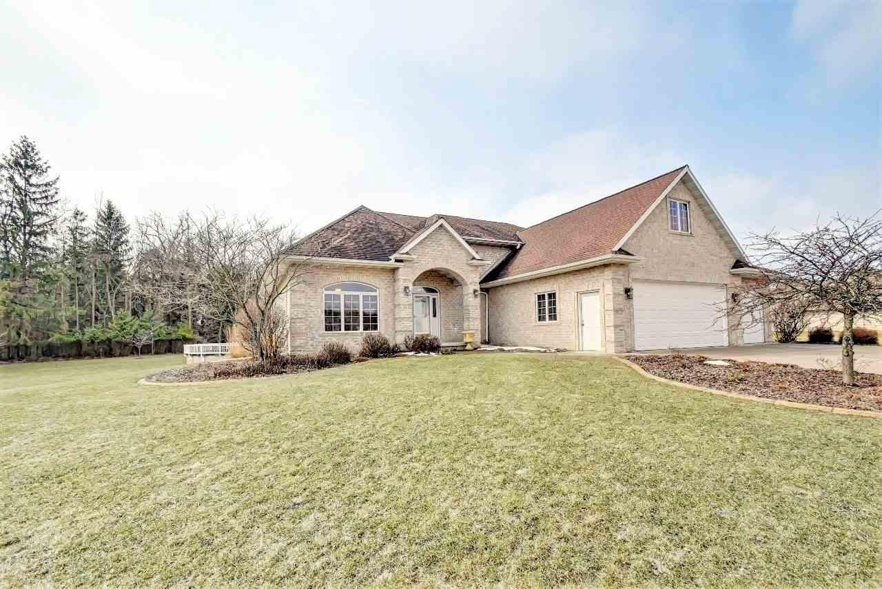 View Single-Family Home For Sale at N5530 HENRY COURT, Luxemburg, WI