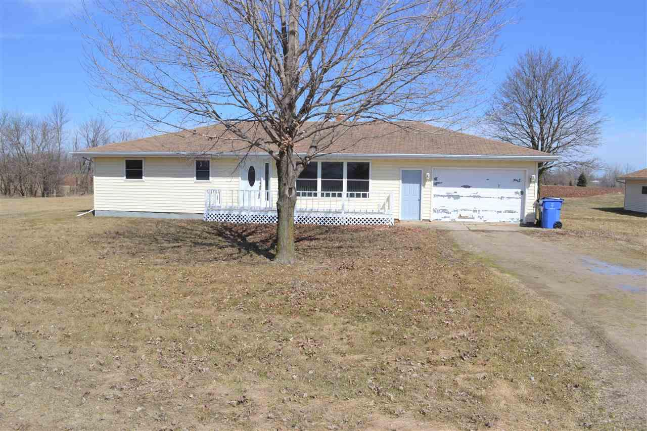 View Single-Family Home For Sale at 1091 DAY STREET, Greenleaf, WI