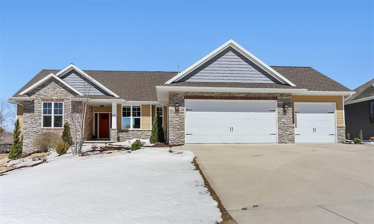 View Single-Family Home For Sale at 3720 COPPER OAK CIRCLE, Green Bay, WI