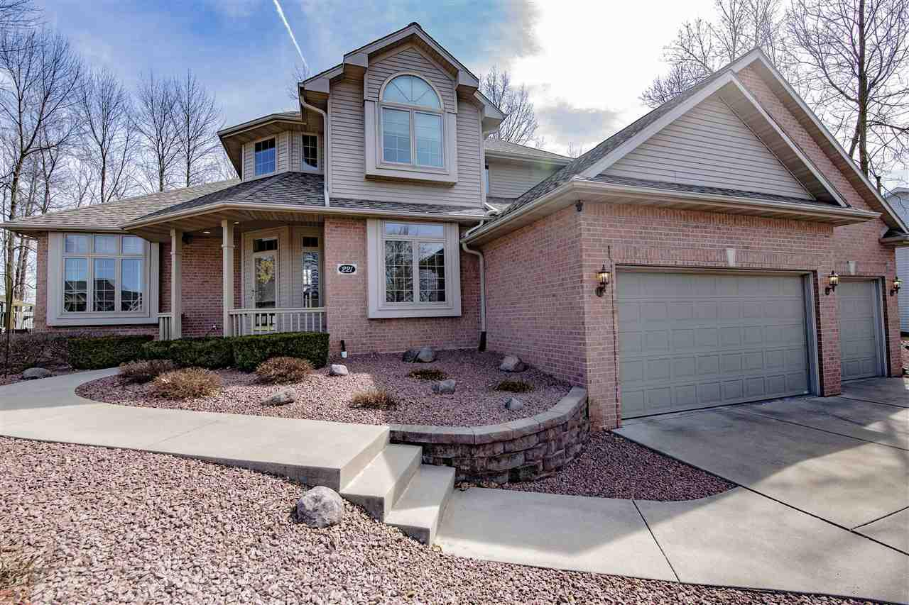 View Single-Family Home For Sale at 221 N PATRICIA LANE, Wrightstown, WI