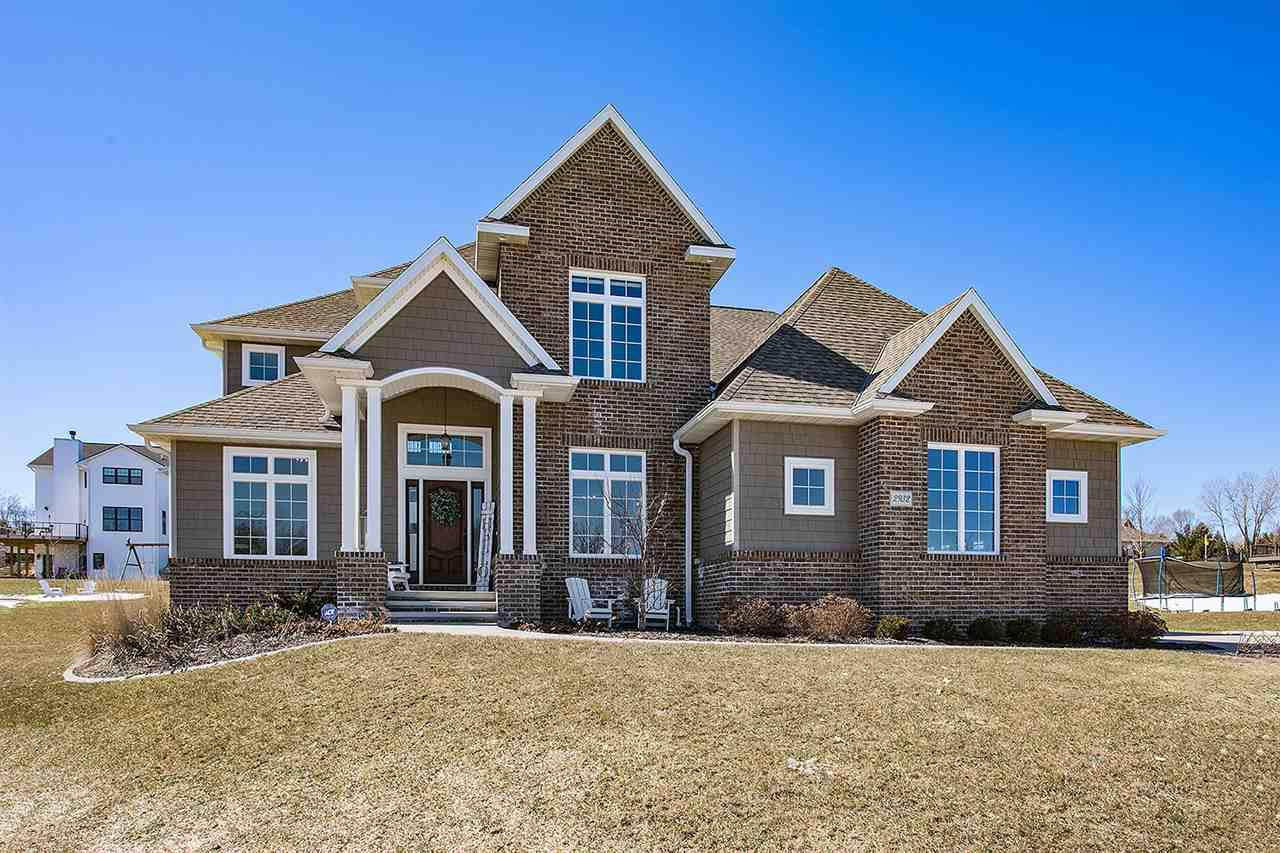 View Single-Family Home For Sale at 2932 MOOSE CREEK TRAIL, Green Bay, WI