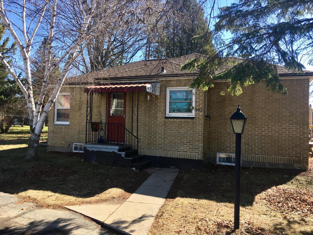 View Single-Family Home For Sale at 190 N Dolan Ave, Peshtigo, WI