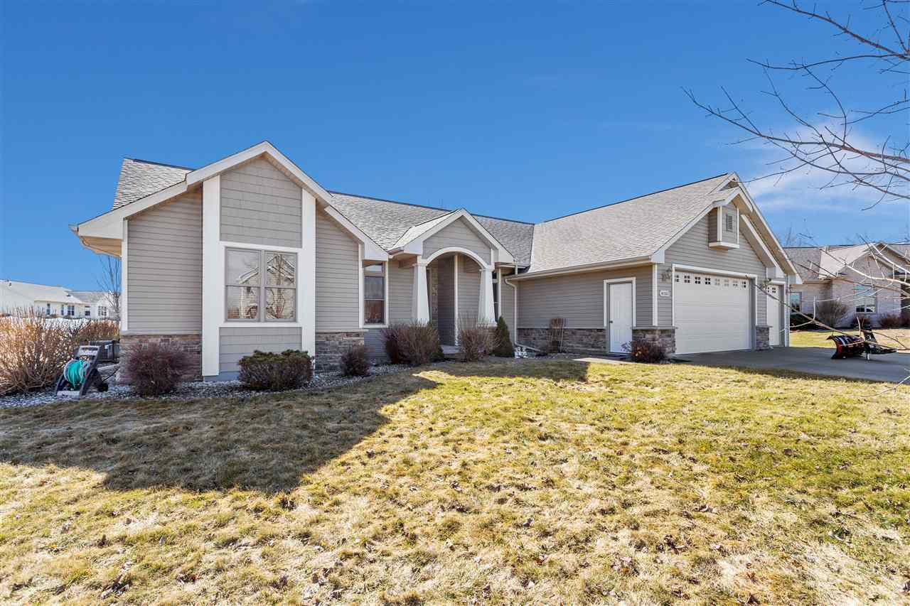 View Single-Family Home For Sale at N1660 SCHROEDER FARM DRIVE, Greenville, WI