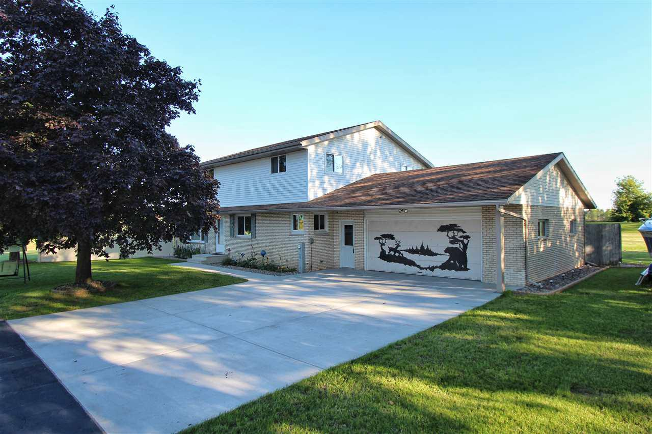 View Single-Family Home For Sale at 5174 HWY JJ, Green Bay, WI