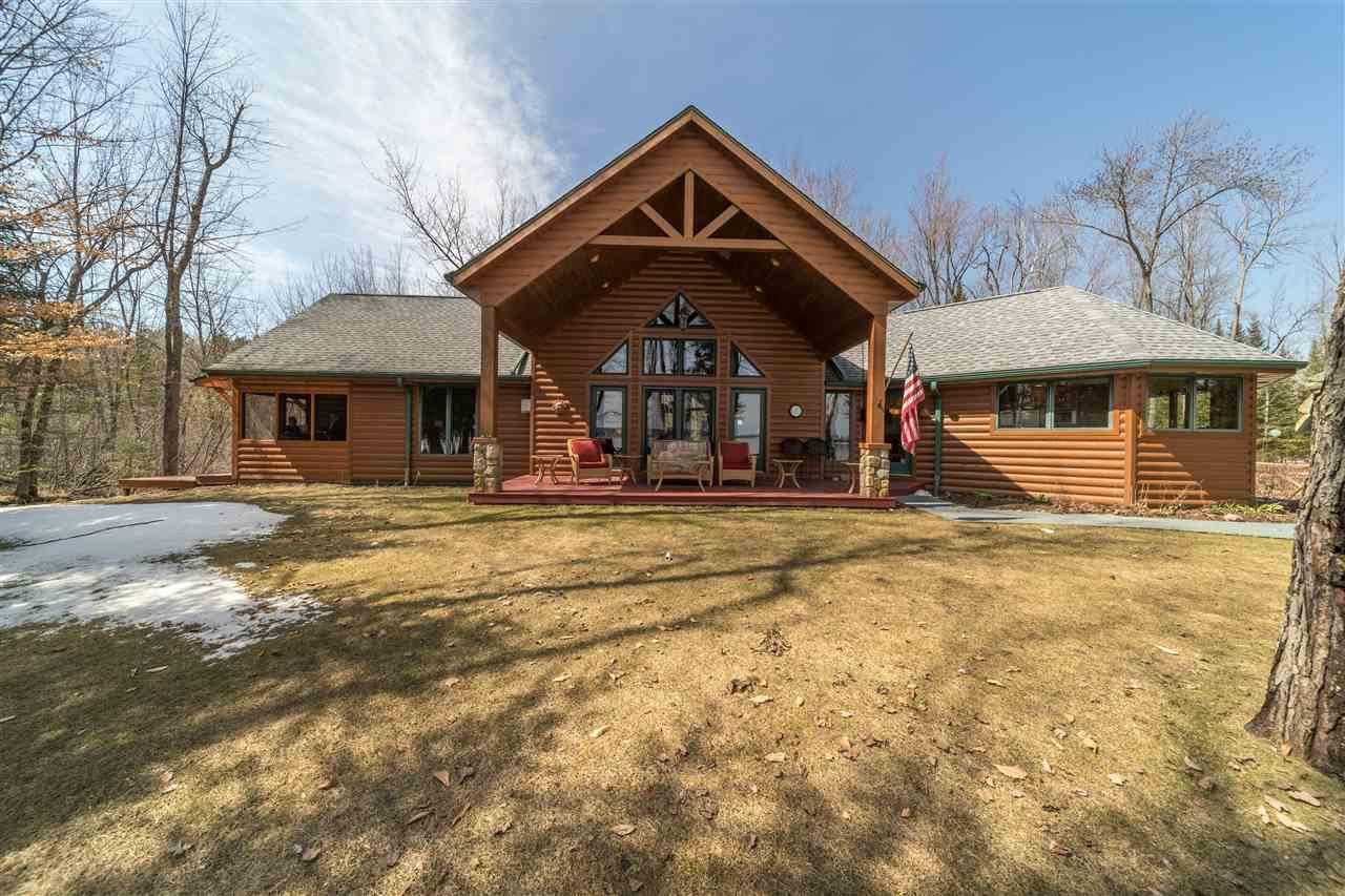 View Single-Family Home For Sale at W6009 LAKE ROAD, Wausaukee, WI
