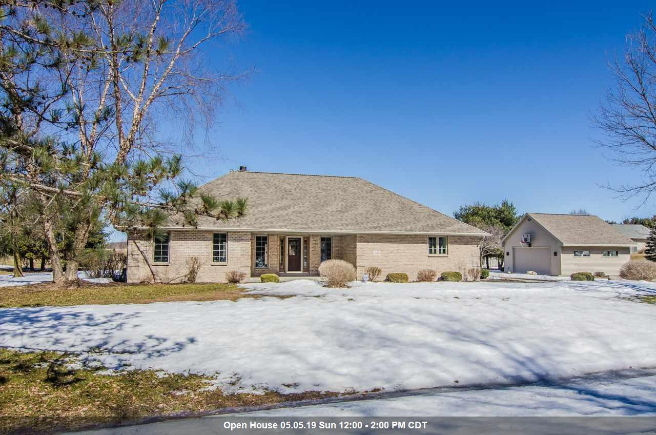 View Single-Family Home For Sale at 3594 RUSTIC HAVEN LANE, Suamico, WI