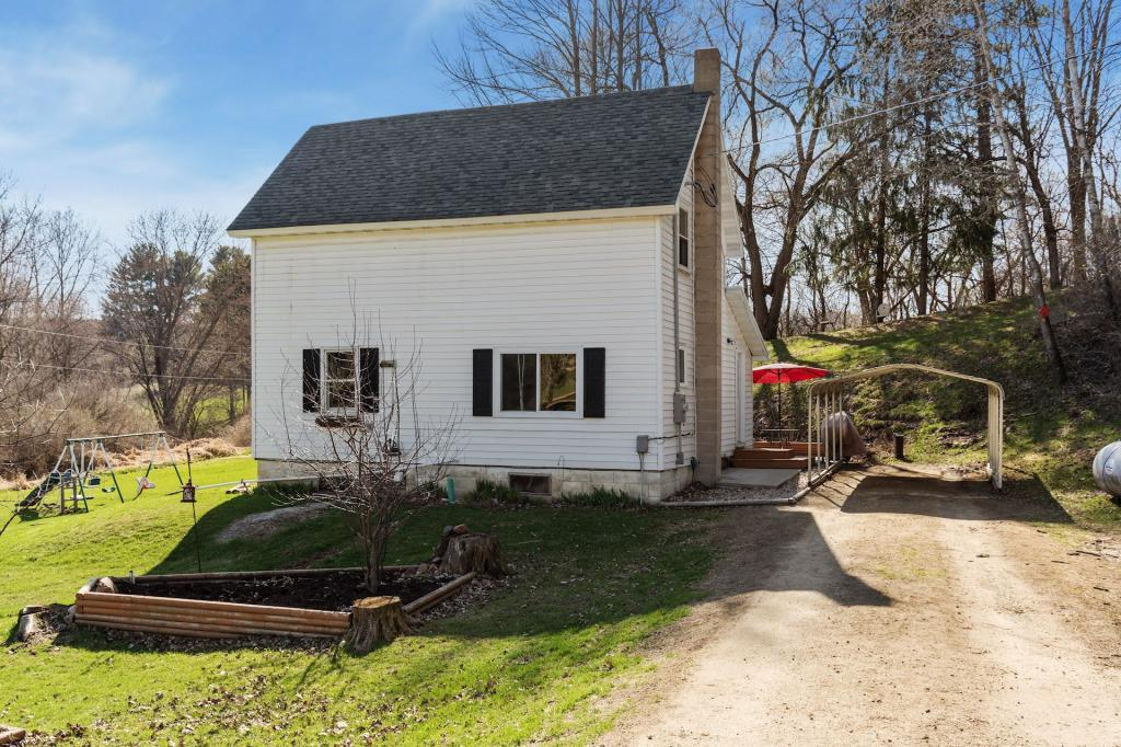 View Single-Family Home For Sale at N5563 170th St, Elmwood, WI