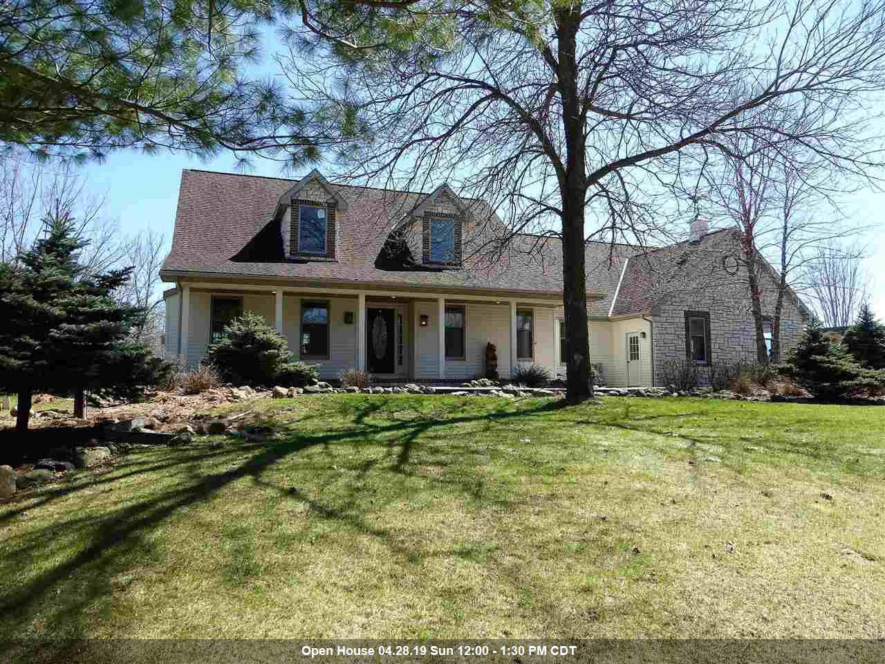 View Single-Family Home For Sale at 5704 ASPEN COURT, Denmark, WI