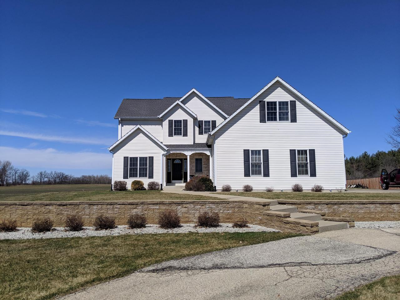 View Single-Family Home For Sale at 21130 Olson Rd, Franksville, WI