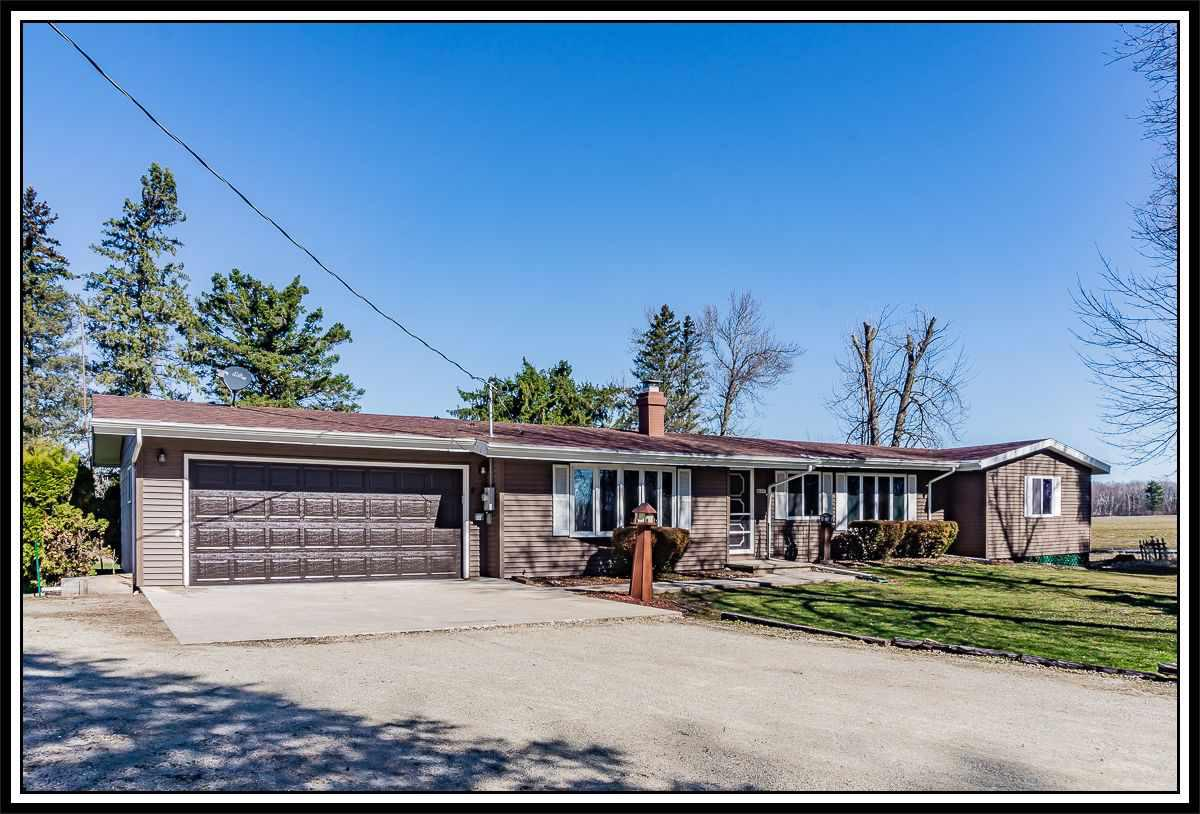 View Single-Family Home For Sale at N6991 THEDE ROAD, Black Creek, WI