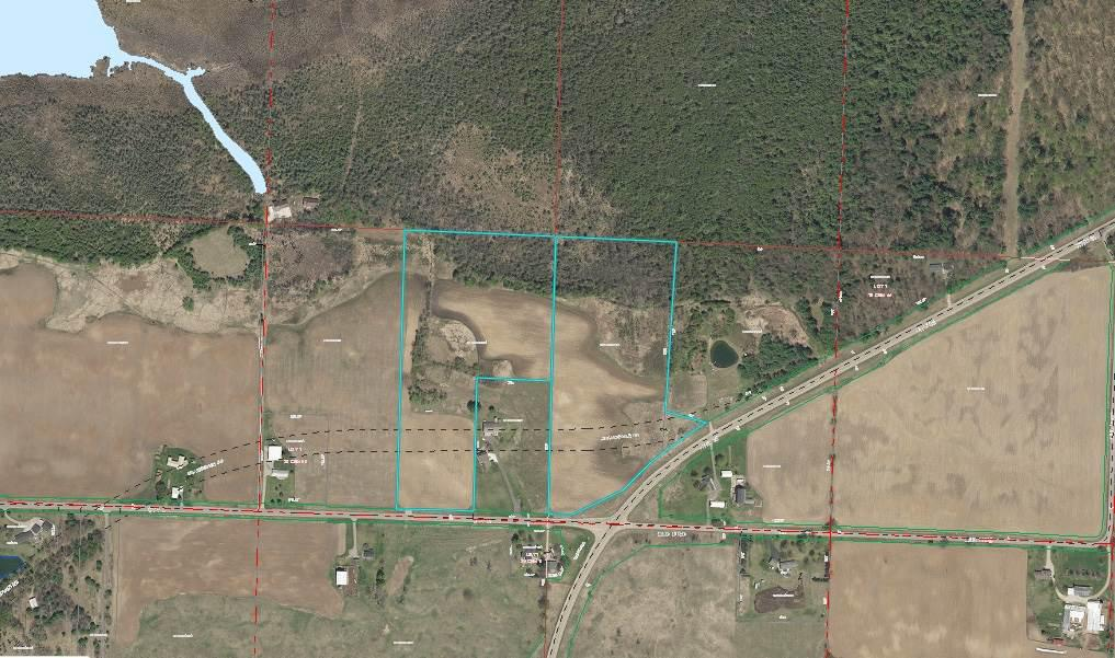 View Vacant Land For Sale at HWY U, Gillett, WI
