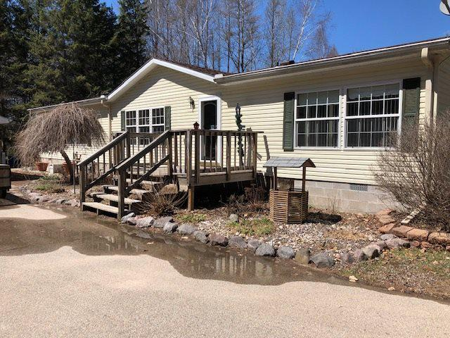 View Single-Family Home For Sale at 11739 MOODY LAKE CIRCLE, Suring, WI