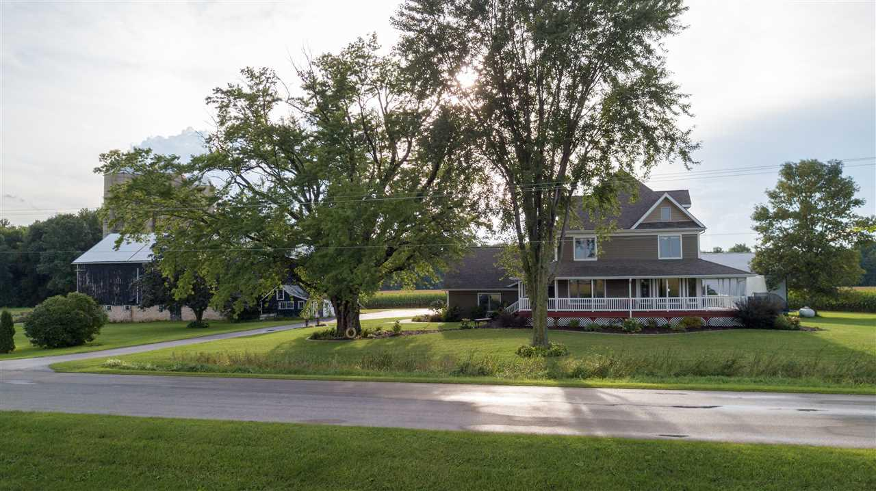 View Single-Family Home For Sale at N6871 STATE ROAD, Black Creek, WI