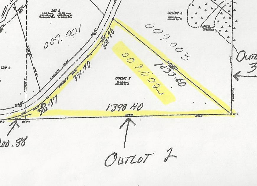 Outlot #2 CRAWFORD LAKE ROAD