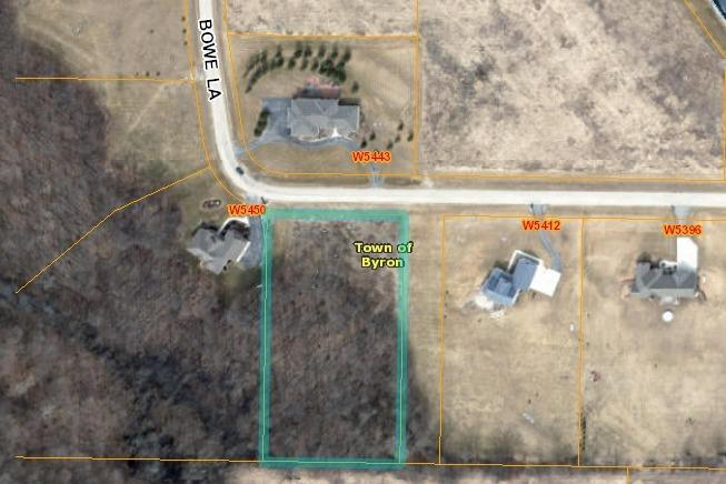 View Vacant Land For Sale at Lt16 Bowe Ln, Fond Du Lac, WI