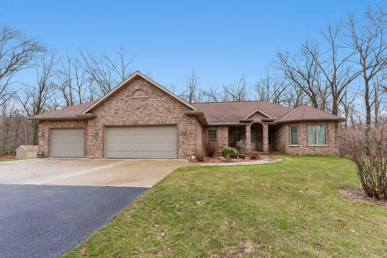 View Single-Family Home For Sale at N3134 DEER HAVEN COURT, Peshtigo, WI
