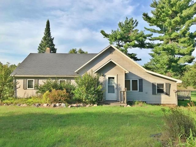 View Single-Family Home For Sale at W9588 One Mile Rd, Dunbar, WI