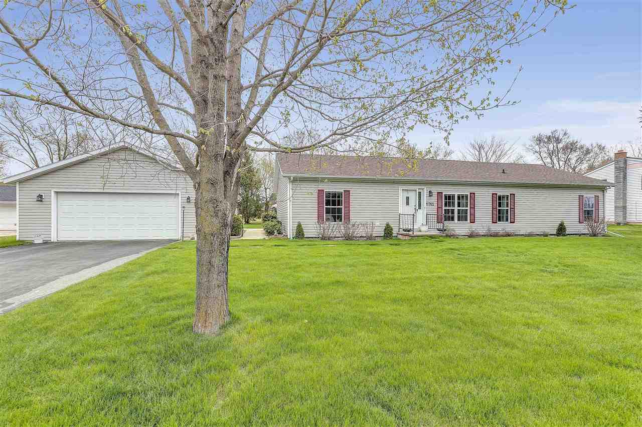 View Single-Family Home For Sale at 6765 DEUSTER STREET, Greenleaf, WI