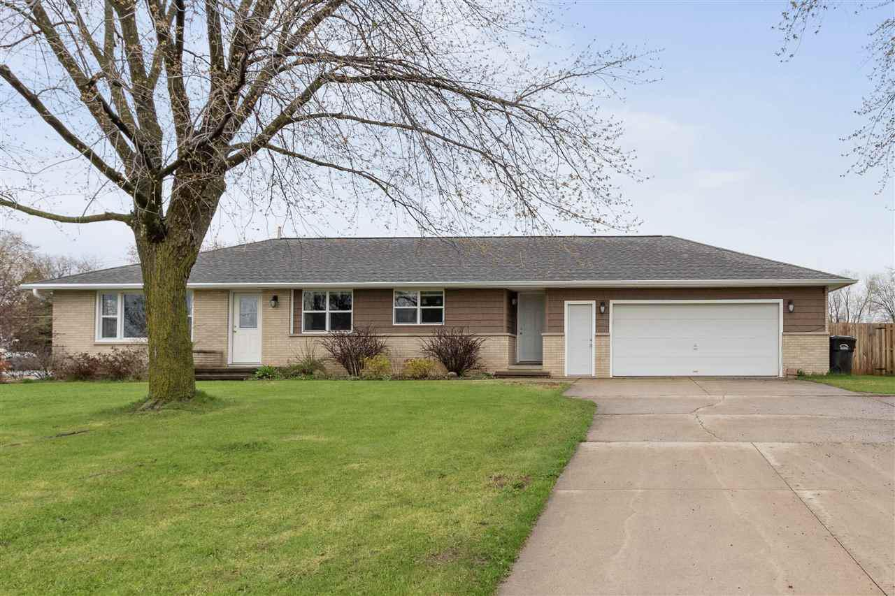 View Single-Family Home For Sale at N4142 HWY 55, Freedom, WI