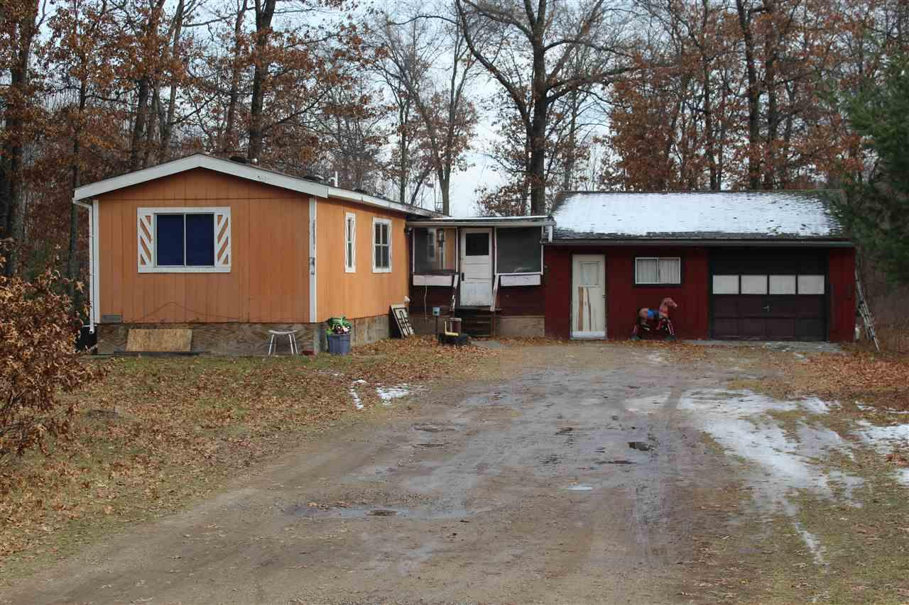 View Single-Family Home For Sale at 5610 MAYFLOWER LANE, Gillett, WI