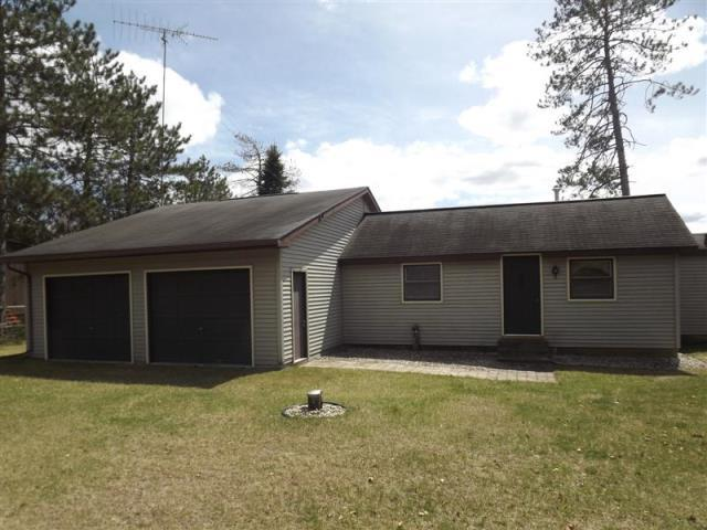 View Single-Family Home For Sale at W9491 Whispering Pines Road, LAKE, MI