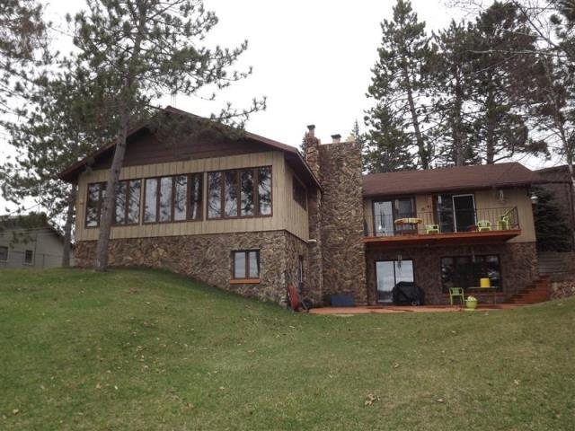 View Single-Family Home For Sale at W9479 Whispering Pines Rd, LAKE, MI