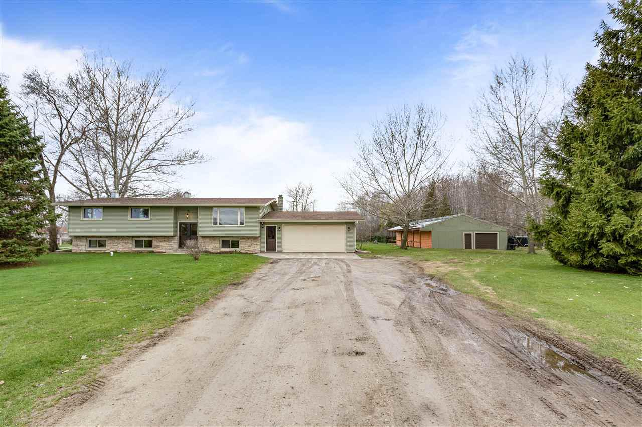 View Single-Family Home For Sale at N3829 FRENCH ROAD, Appleton, WI