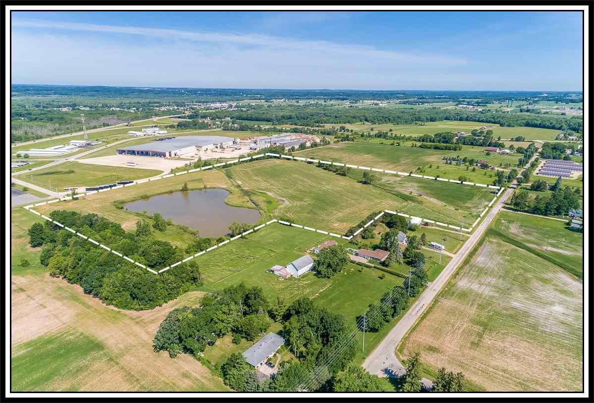View Vacant Land For Sale at HOUSE ROAD, New London, WI