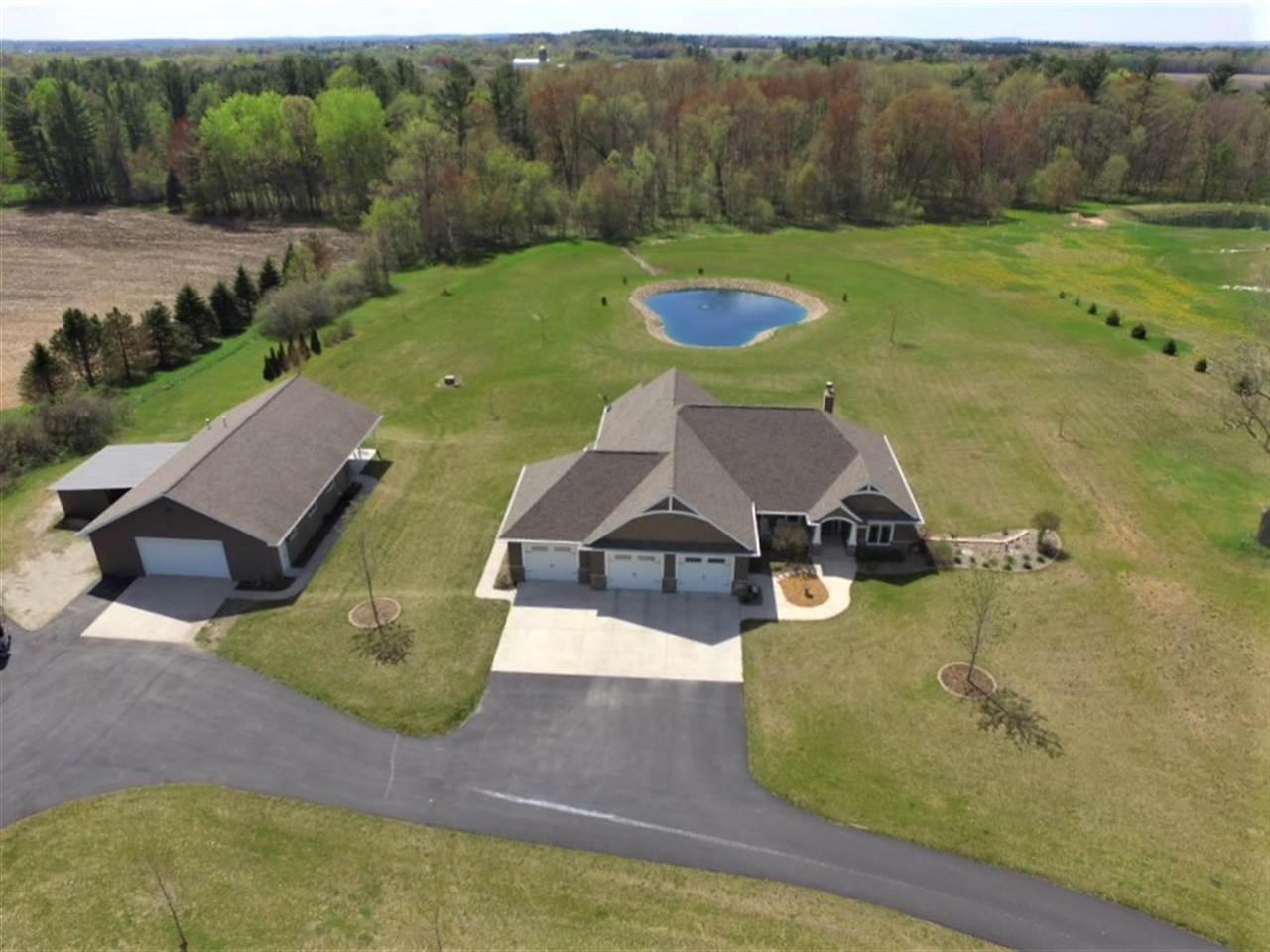 View Single-Family Home For Sale at N1173 HWY W, Fremont, WI