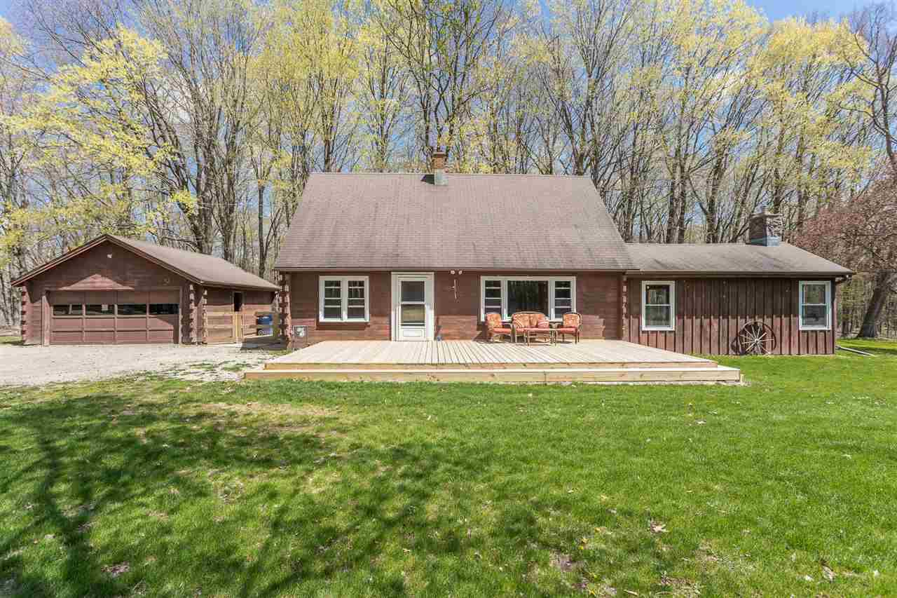 View Single-Family Home For Sale at W6885 KIRSCHNER ROAD, Shiocton, WI