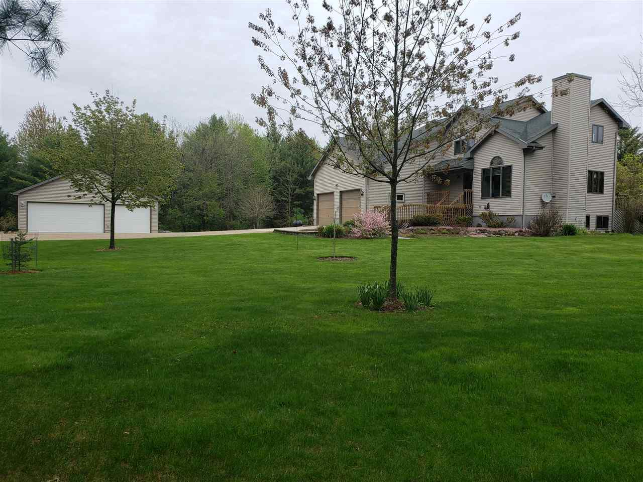 View Single-Family Home For Sale at N1168 MARTEN ROAD, Fremont, WI
