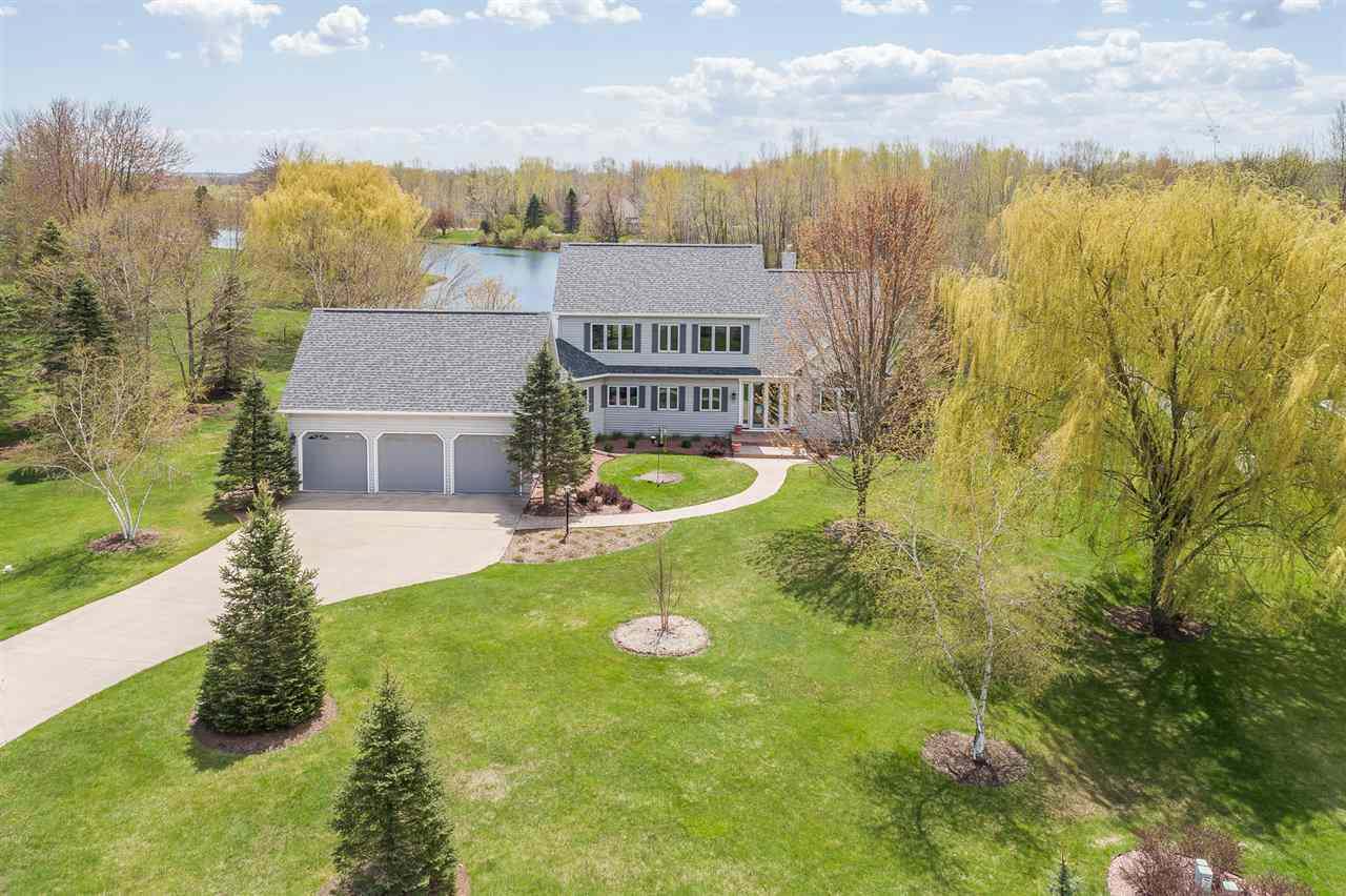 View Single-Family Home For Sale at W9294 LAMISE WAY, Hortonville, WI
