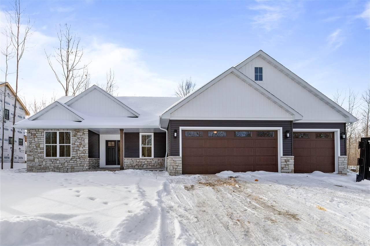 View Single-Family Home For Sale at 627 RUYS WOODS COURT, Combined Locks, WI
