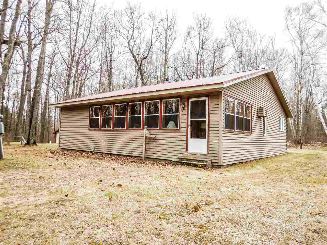 View Single-Family Home For Sale at W14309 ORIOLE LANE, Silver Cliff, WI